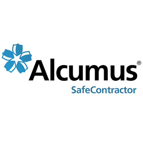Alcumus Safe Contractor approved member